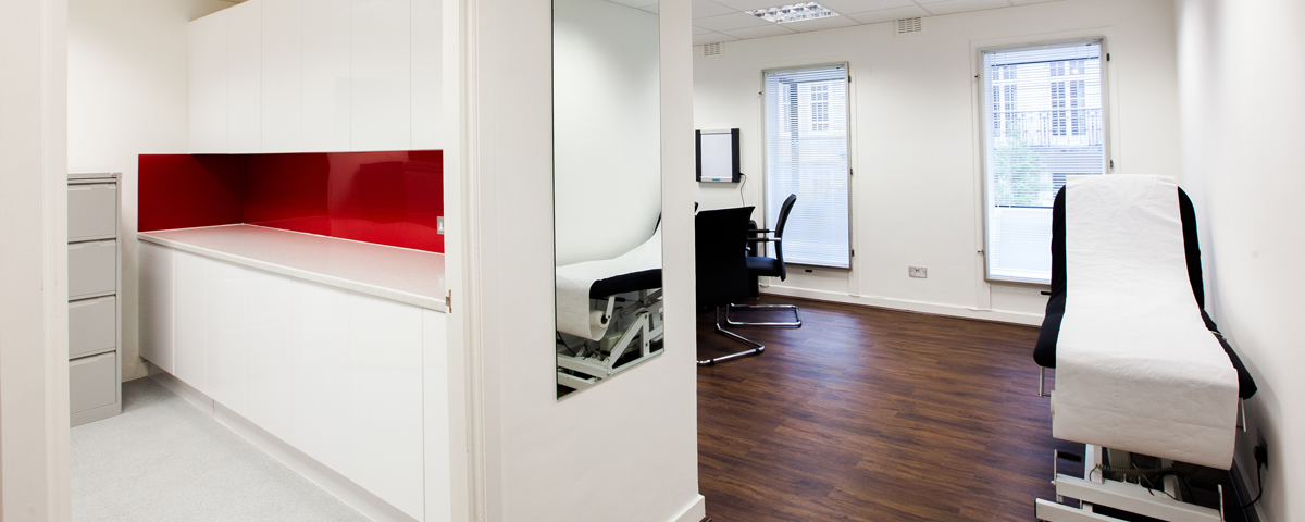 Therapy Treatment Rooms For Hire