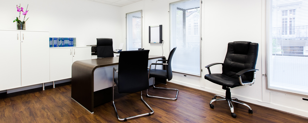 Therapy Rooms in Harley Street