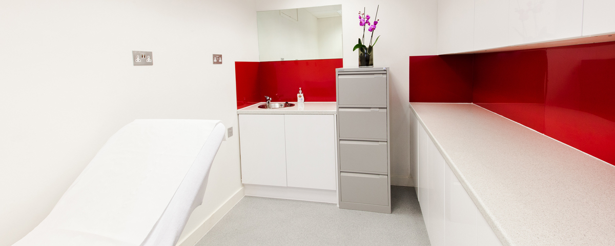 Therapy Treatment Room Rentals London
